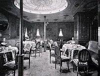 Ticket Restaurant Caf Ef Bf Bd De La Place Rue D Odessa
