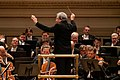 Vienna Philharmonic Orchestra, Carnegie Hall, conducted by Michael Tilson Thomas (47311083701).jpg