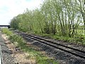 View from a Chester-Holyhead train - site of Sandycroft station (geograph 5781967).jpg