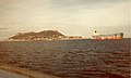 View of Gibraltar from Algeciras, 1983.jpg