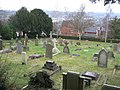 View of High Wycombe cemetery - geograph.org.uk - 1474546.jpg