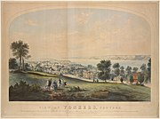 View of Yonkers, New York (NYPL Hades-1803881-1659418)