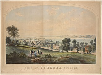 Yonkers, New York - Yonkers, New York.