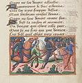 Vigiles de Charles VII, fol. 77v, Bataille de Bulgnéville (1431).jpg