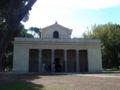 Villa Borghese - Casino di Raffaello chiesa Immacolata 01199.JPG