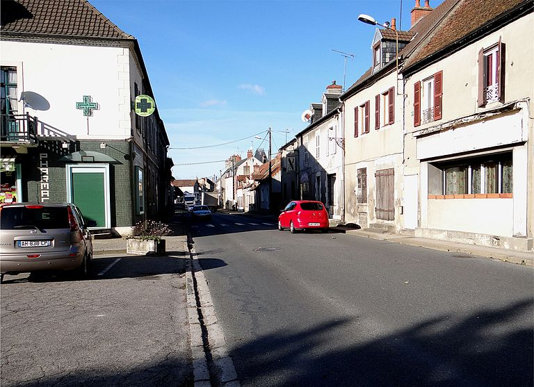 Maisons à vendre à Villeneuve-sur-Allier(03)