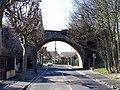 Villepinte - Pont ligne Aulnay - Rivecourt - rue Henri-Barbusse 01.jpg
