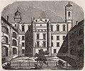 Vilnia, Universyteckaja, Abservatoryja. Вільня, Унівэрсытэцкая, Абсэрваторыя (XIX) (2).jpg