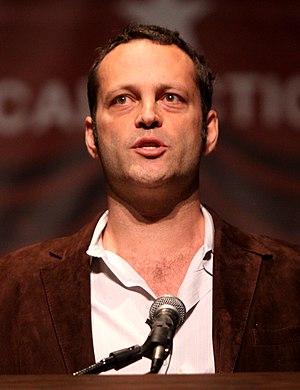 Schauspieler Vince Vaughn