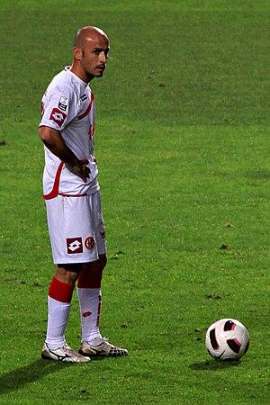 Calcio Padova - Vincenzo Italiano, former captain of Padova.