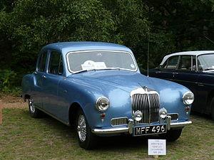 Vintage Car - Armstrong Siddeley 234 Sapphire MFF 496 110612 Sandringham.jpg
