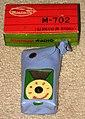 Vintage Miniman M-702 Germanium Crystal Radio, NOS, Made in Japan (8288194350).jpg