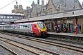 Virgin Class 221, 221108, Lancaster railway station (geograph 4499741).jpg