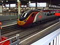 Virgin Train at Euston Station - geograph.org.uk - 613145.jpg