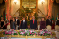 Visita de Estado do Presidente Peña Nieto a Portugal (2014) - Jantar no Palácio da Ajuda.png