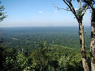 Morro do Diabo State Park