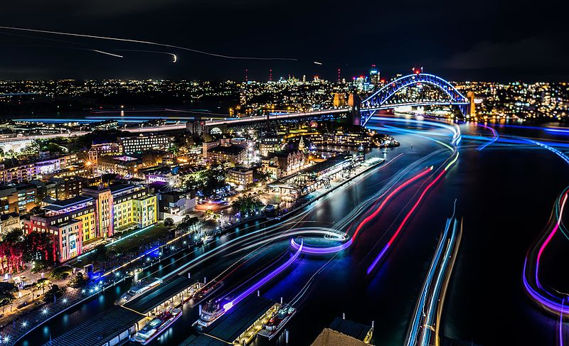 File:Vivid Sydney 2016 Sydney Harbour CREDIT Destination NSW KM-7512.jpg