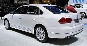 Volkswagen Passat NMS - Volkswagen Passat NMS