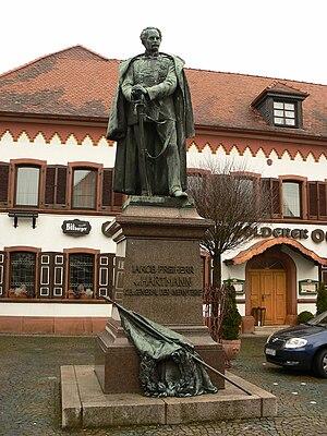 Maikammer - General Jakob von Hartman