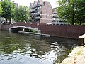 Vriendenbrug - Rotterdam - View of the bridge from the north.jpg