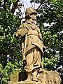 Vysokov Pomník prusko rakouská války 1866 Myslivec 4.jpg