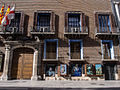 WLM14ES - Zaragoza Palacio de los Condes de Sástago 00885 - .jpg