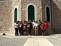 WLM2012 - Guided tour at the Haifa City Museum -1.jpg