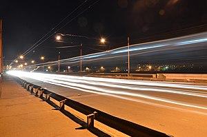 Highway M14 (Ukraine) - Highway M14 in Mykolaiv