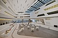 WU Wien, Library & Learning Center, Zaha Hadid 4.JPG