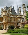 Waddesdon Manor towers.jpg