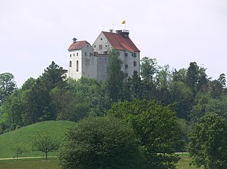 Waldburg - Waldburg castle, in May 2007