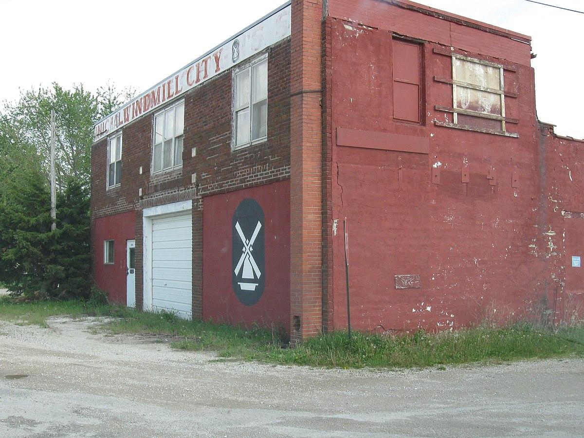 Px Walford Iowa