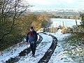 Walking on Alt Common - geograph.org.uk - 1657019.jpg