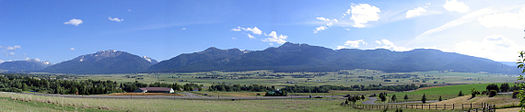 Wallowa Mountains