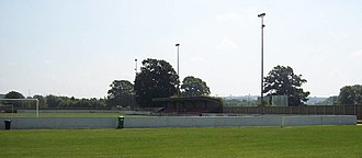 Stourport Swifts F.C. - The club's home ground, Walshes Meadow