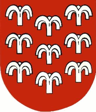 Negenborn - Image: Wappen Negenborn