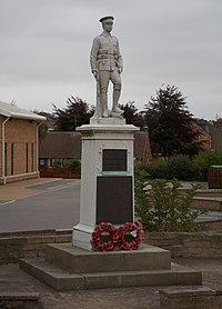 War memorial, Danesmoor.jpg