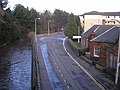 Warriston Road and the Water of Leith - geograph.org.uk - 316492.jpg