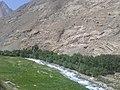 Warsaj Nature, River of Miyan Shahr.jpg
