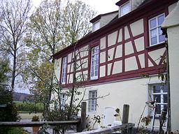 Stadtmühle Wassertrüdingen Teilansicht