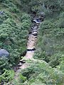 Waterfall in Crowden Brook - geograph.org.uk - 946276.jpg