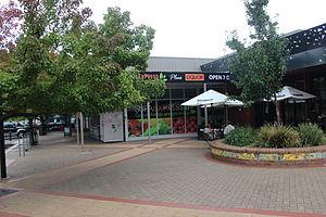 Watson, Australian Capital Territory - Watson shops