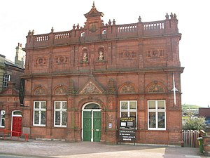 Wednesbury - Wednesbury Museum and Art Gallery