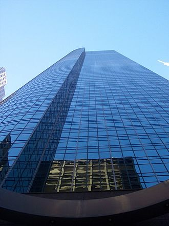 Wells Fargo Plaza (Houston) - Image: Wells Fargo Plaza, bottom