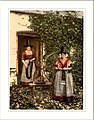 Welsh spinners and spinning wheel Wales.jpg