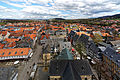 Welterbe Altstadt Goslar, Blick vom Turm der Marktkirche. 01.jpg