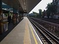 West Hampstead tube stn westbound look east.JPG