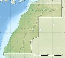SMW is located in Western Sahara