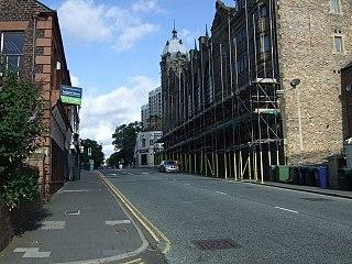 Milecastle 5 human settlement in United Kingdom