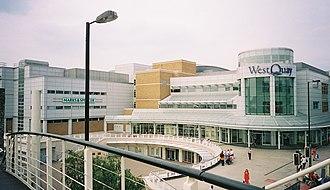 Westquay - Image: Westquaysoton